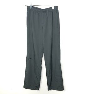Under Armour Semi-Fitted Gray Active Pants A080225